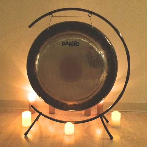 yoga gong